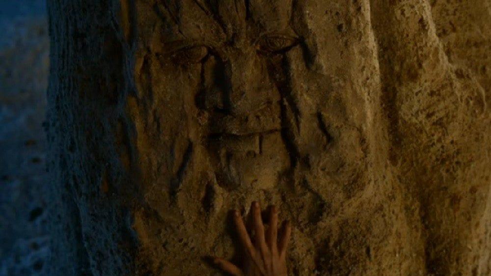 old gods isle of faces