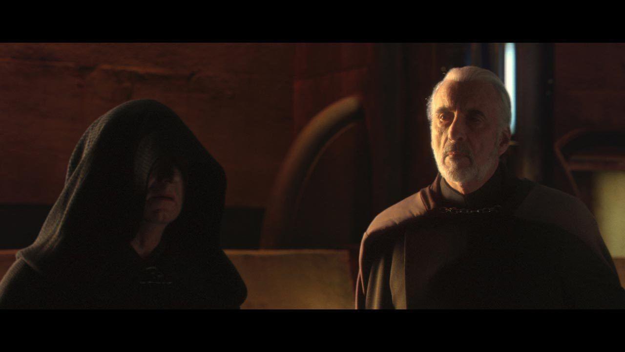 Star Wars plotholes - Sidious and Tyranus