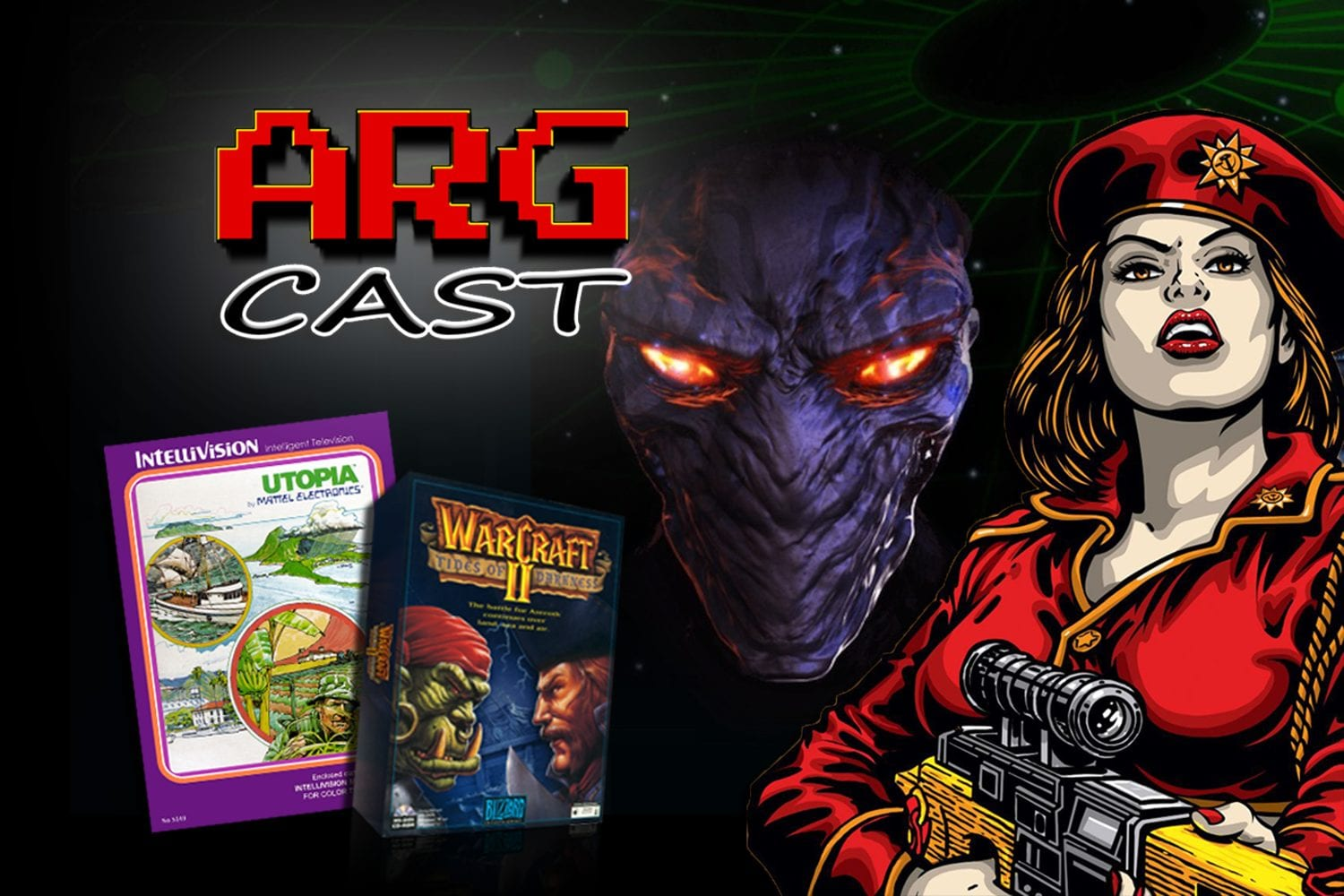 ARGcast #59: Planning Real Time Strategy with Michael Todd