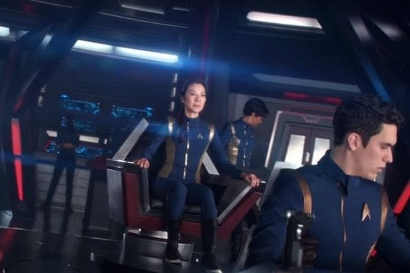 Star Trek: Discovery , Discovery: featured image