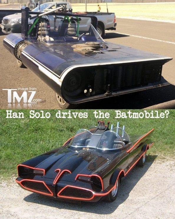 TechnoRetro Dads Han Solo Star Wars