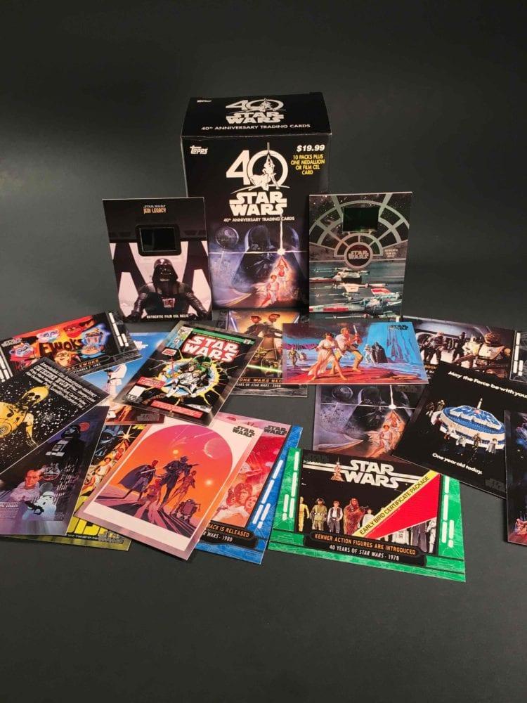 Topps 40th Anniversary