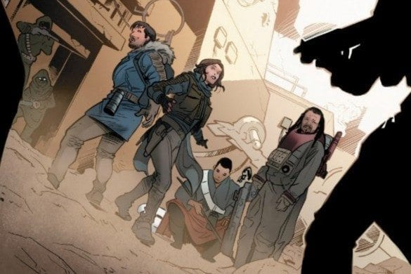 Rogue One #2 Feature Image
