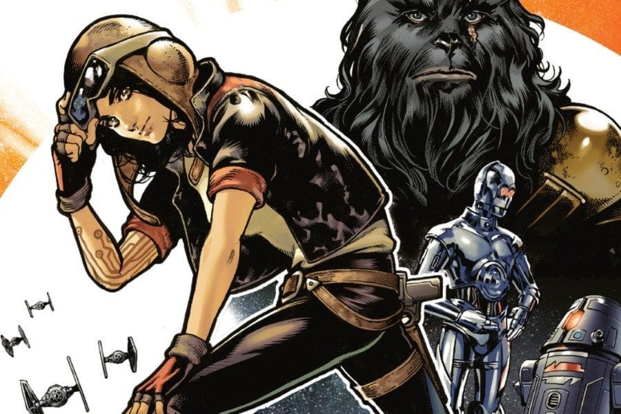 Starships, Sabers, and Scoundrels - episode 28 - Scoundrelversary - Dr. Aphra