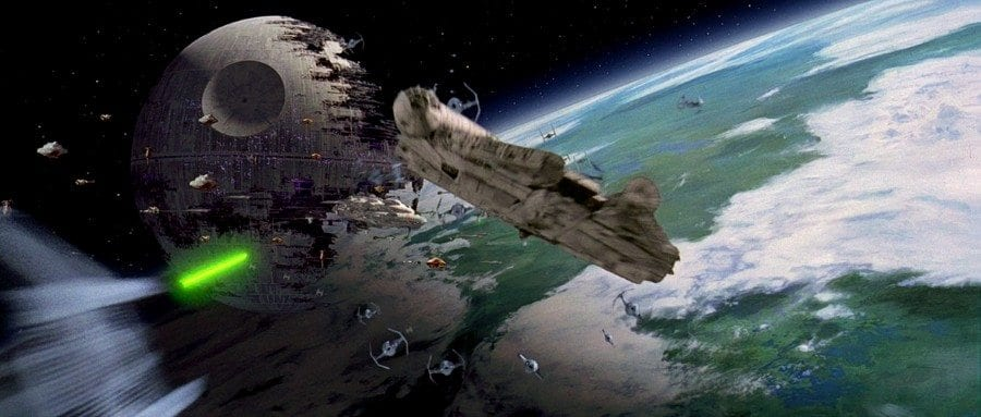Starships, Sabers, and Scoundrels - episode 28 - The First Scoundrelversary - Favorite battles