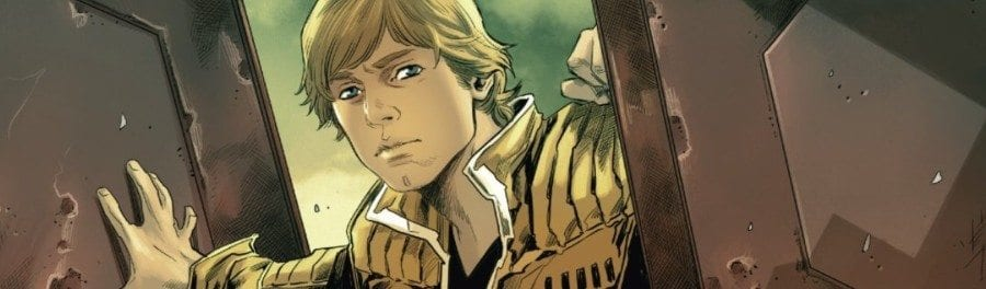 Screaming Citadel #1 - Luke Skywalker