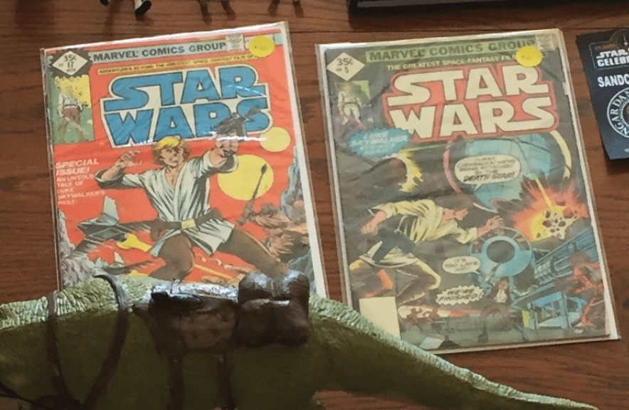 Vintage Marvel Star Wars