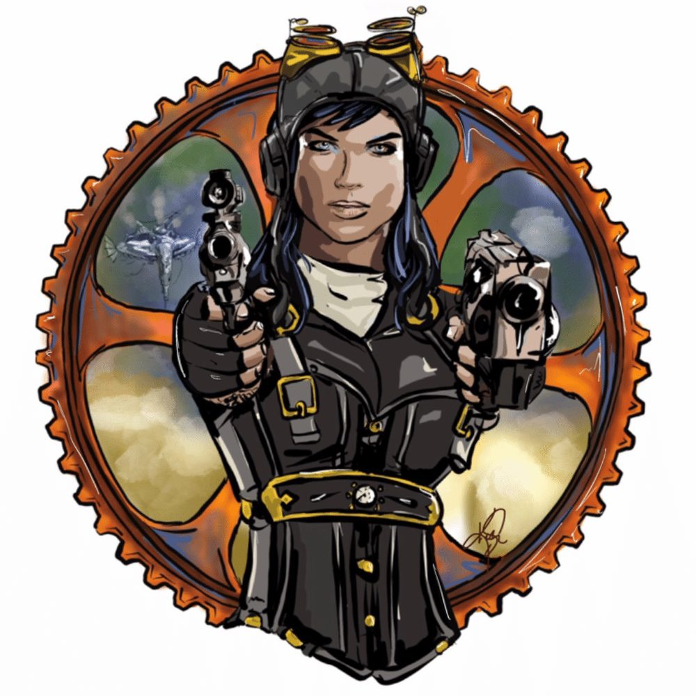 Steampunk Aphra
