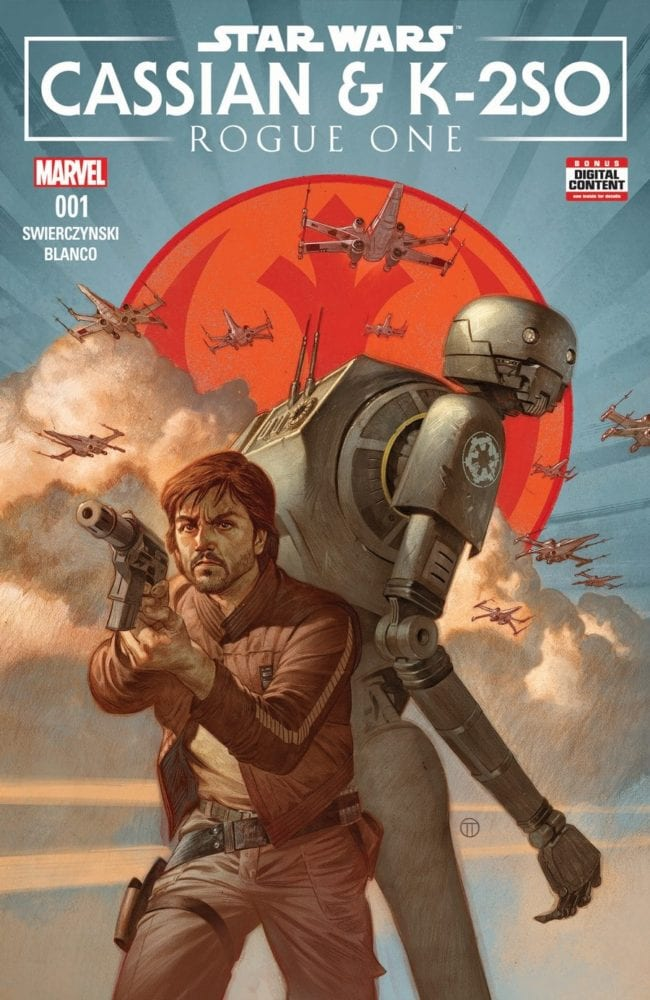 Starships, Sabers, and Scoundrels - show 29 - Tackling Thrawn - Cassian & K-2SO Cover Image