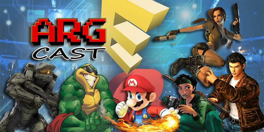 ARGcast #63: E3 2017 Rumors and Predictions with Tony Polanco