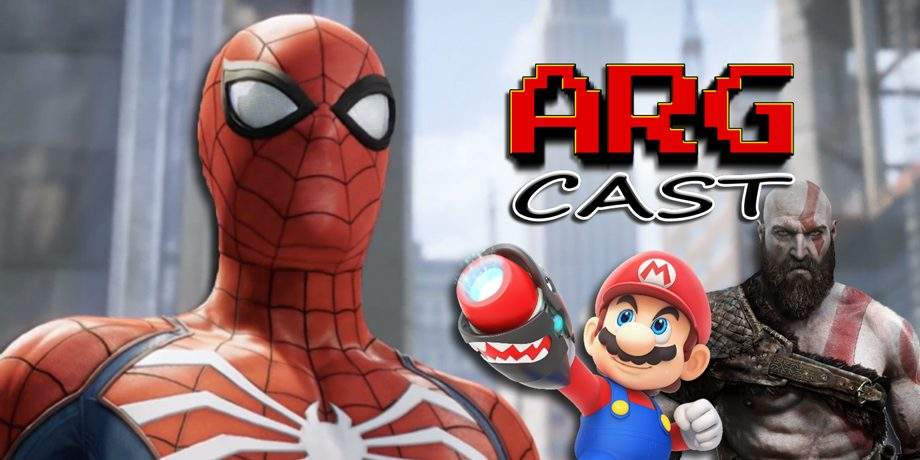 ARGcast #64: E3 2017 Hype and Impressions with Evan Bourgault