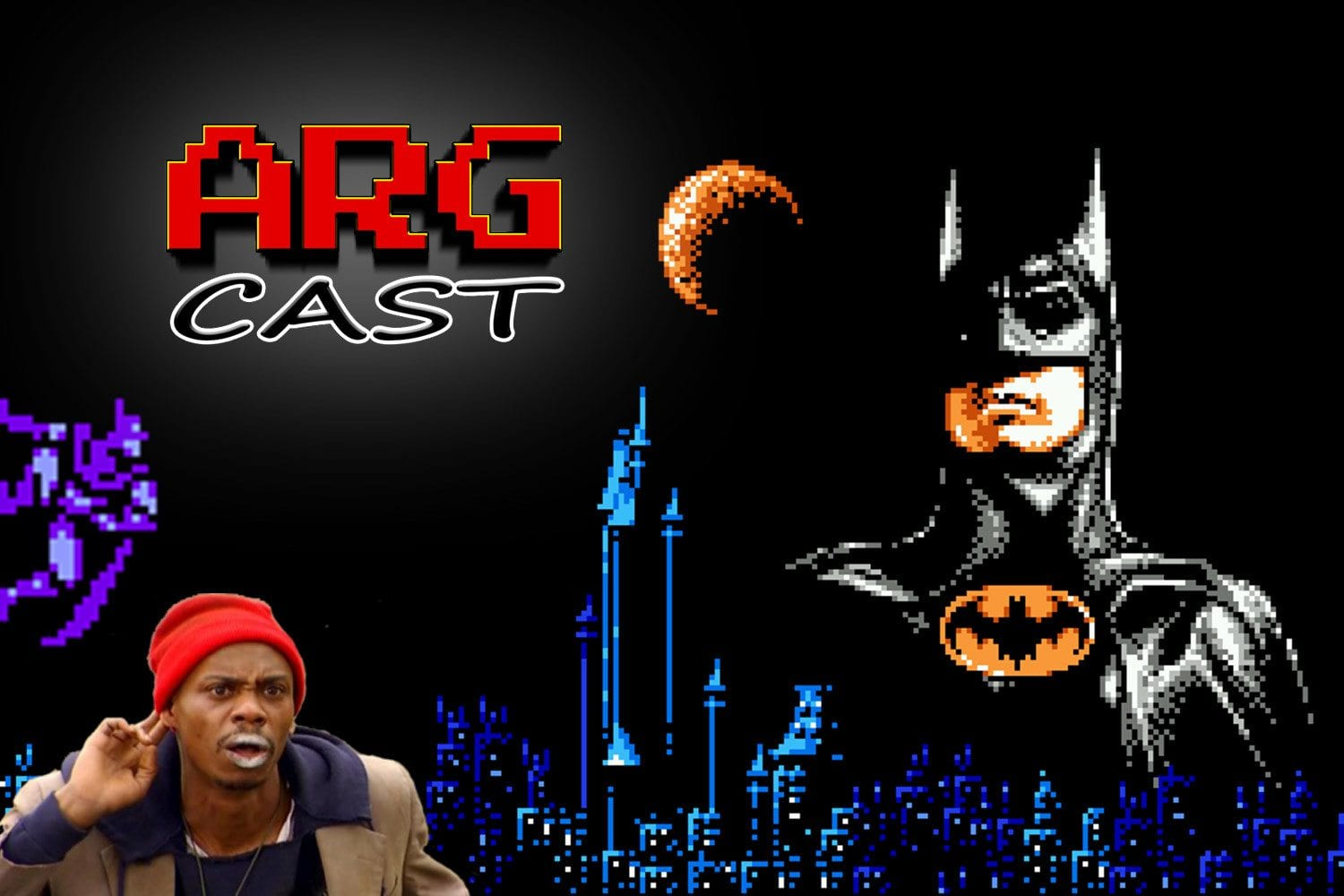 ARGcast #65: Becoming Batman with Andre Tipton