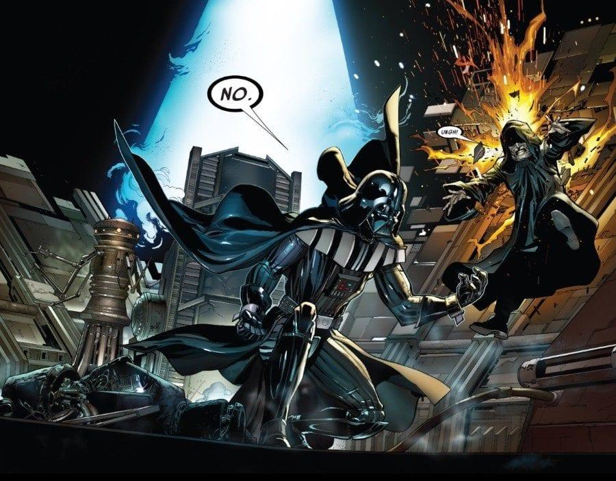 Darth Vader #1 The Chosen One Part I - Favorite Panel