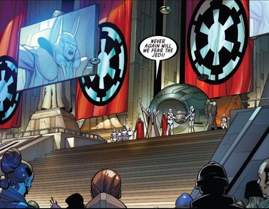 Darth Vader #1 - The Chosen One Part I - Mas Amedda