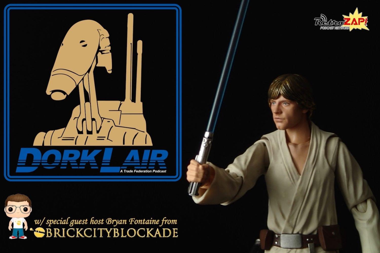 DorkLair 001 SH Figuarts Luke ANH