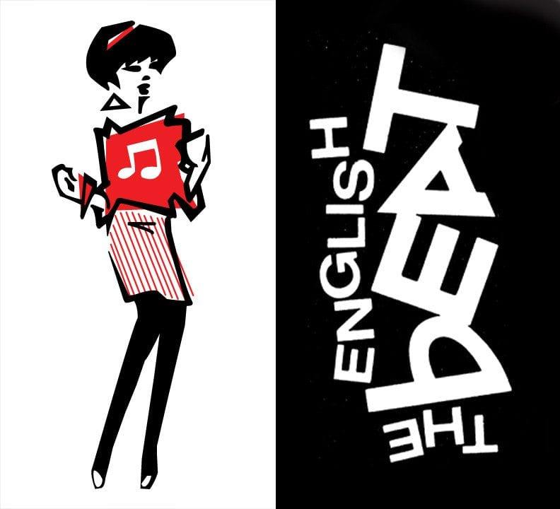 The English Beat Logo