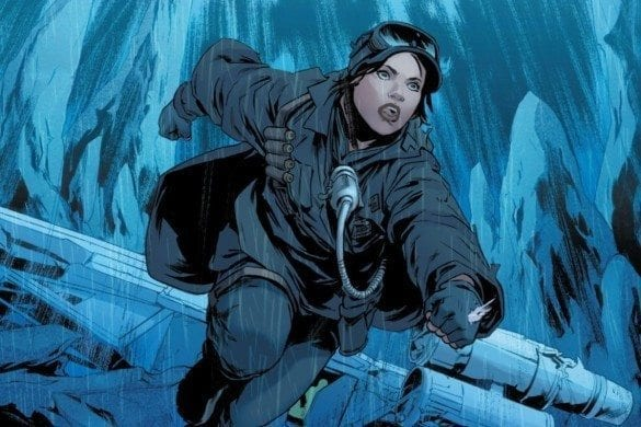 Rogue One #3- Feature Image - Jyn Erso