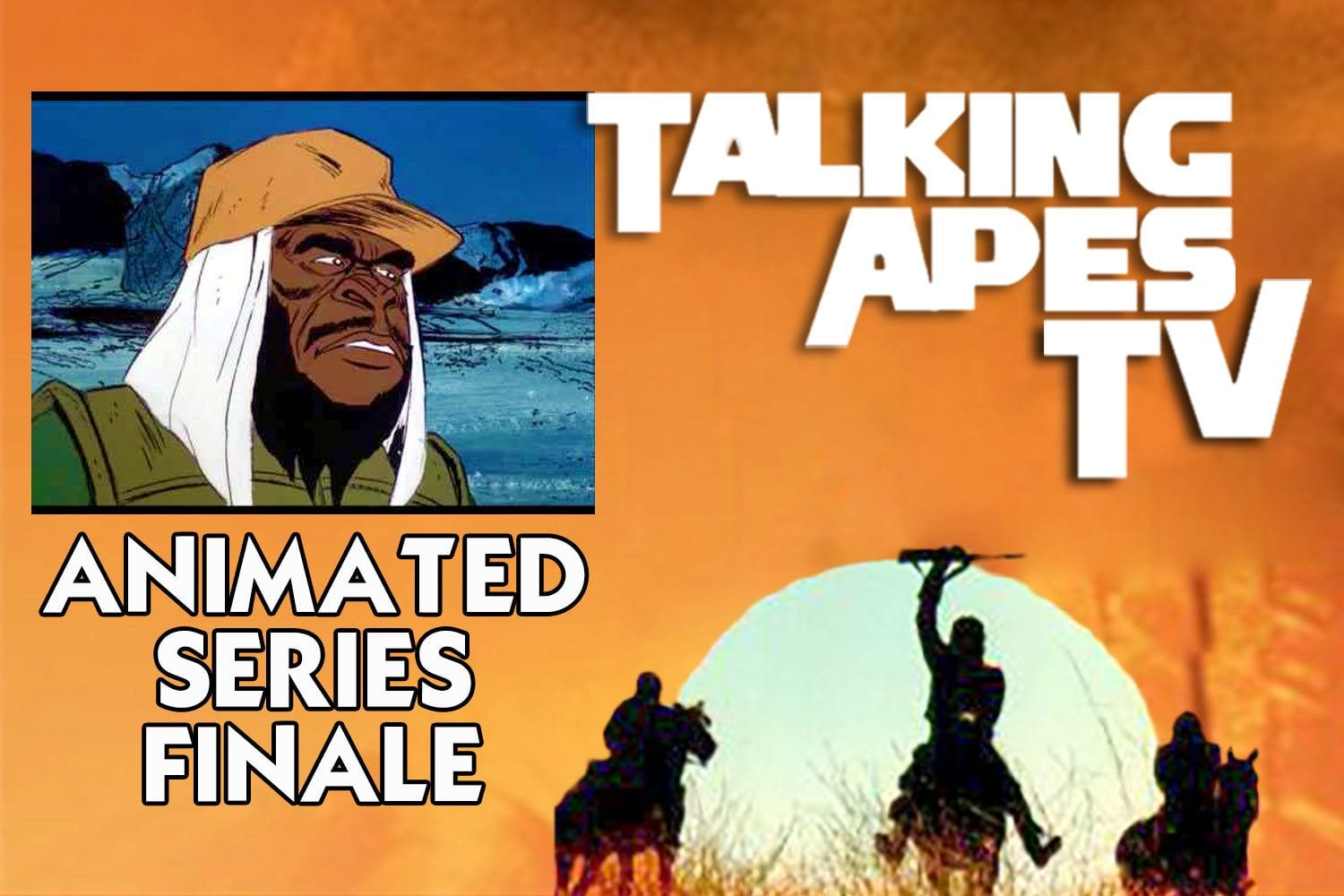 Talking Apes TV: Battle of the Titans