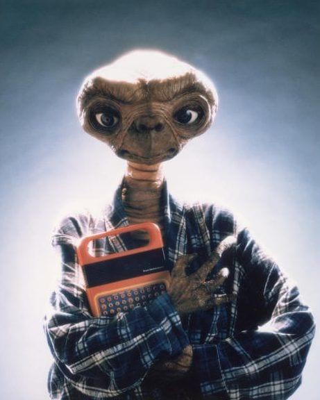E.T. The Extra-Terrestrial Speak & Spell