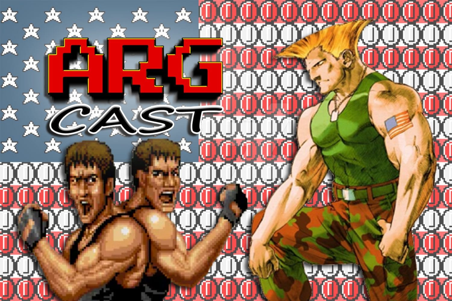 ARGcast #67: Independence Day Special! Real Games for Real Americans