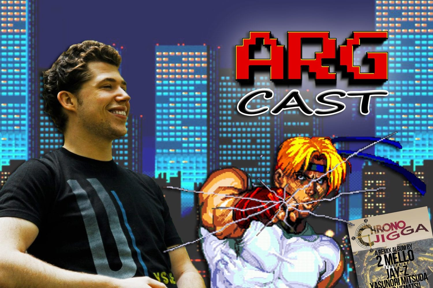ARGcast #68: Grooving in the Streets of Resistance with 2 Mello