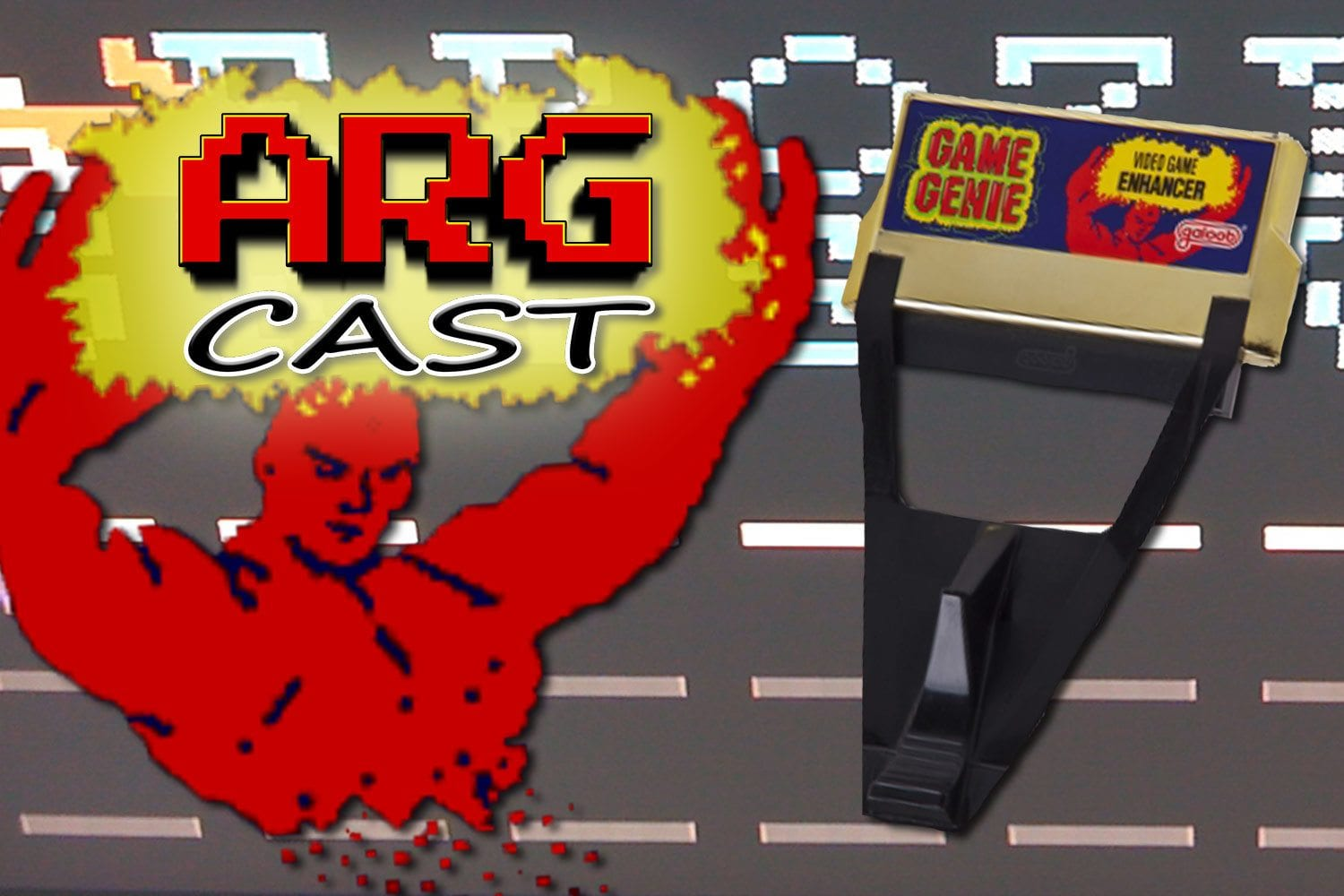 ARGcast #70: Unleashing the Power of Game Genie