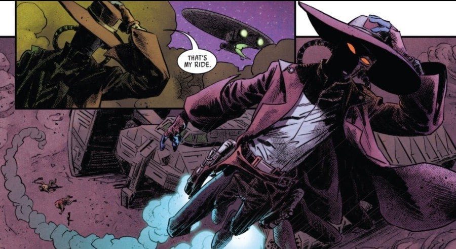 Darth Maul #5 - Cade Bane