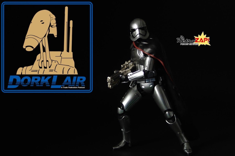 DorkLair 004 SH Figuarts Captain Phasma