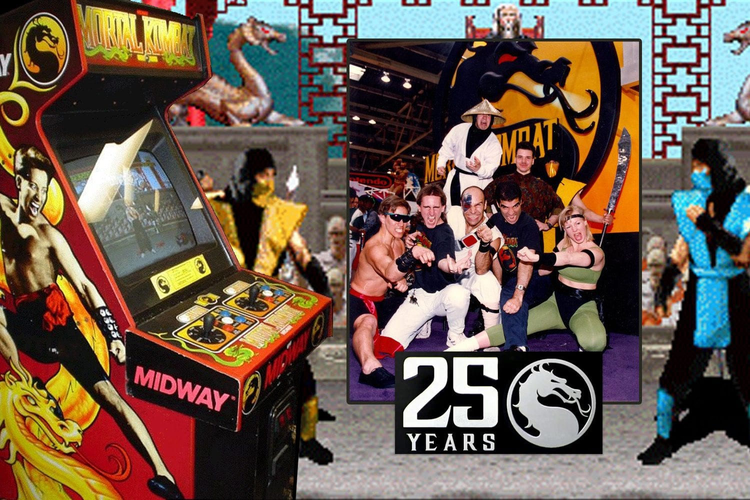 FINISH HIM! 25 Years of Mortal Kombat