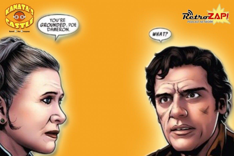 Episode 12 Leia Poe Smackdown