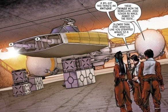 Poe Dameron #17 Feature Image