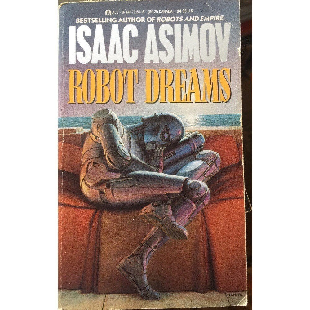 A Collection of Short Stories by Isaac Asimov