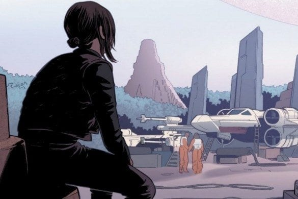 Rogue One #4 - Feature Image