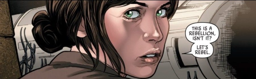 Rogue One #4 - Let's Rebel