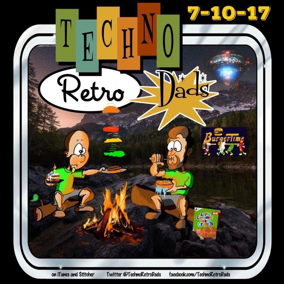 BurgerTime arcade, Apple Cinnamon Toast Crunch, Magic City Con, Denver Comic Con