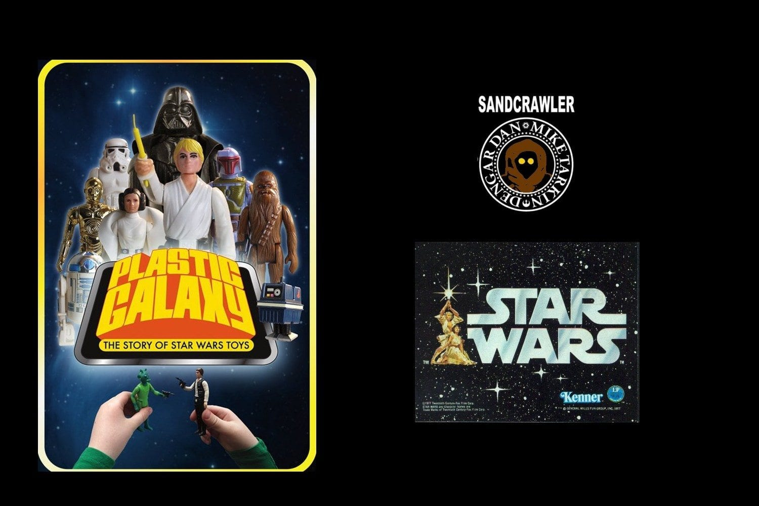 The Sandcrawler #31: Brian Stillman of Plastic Galaxy: The Story of Star Wars Toys