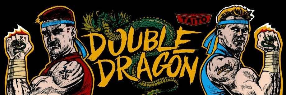 TechnoRetro Dads play Double Dragon