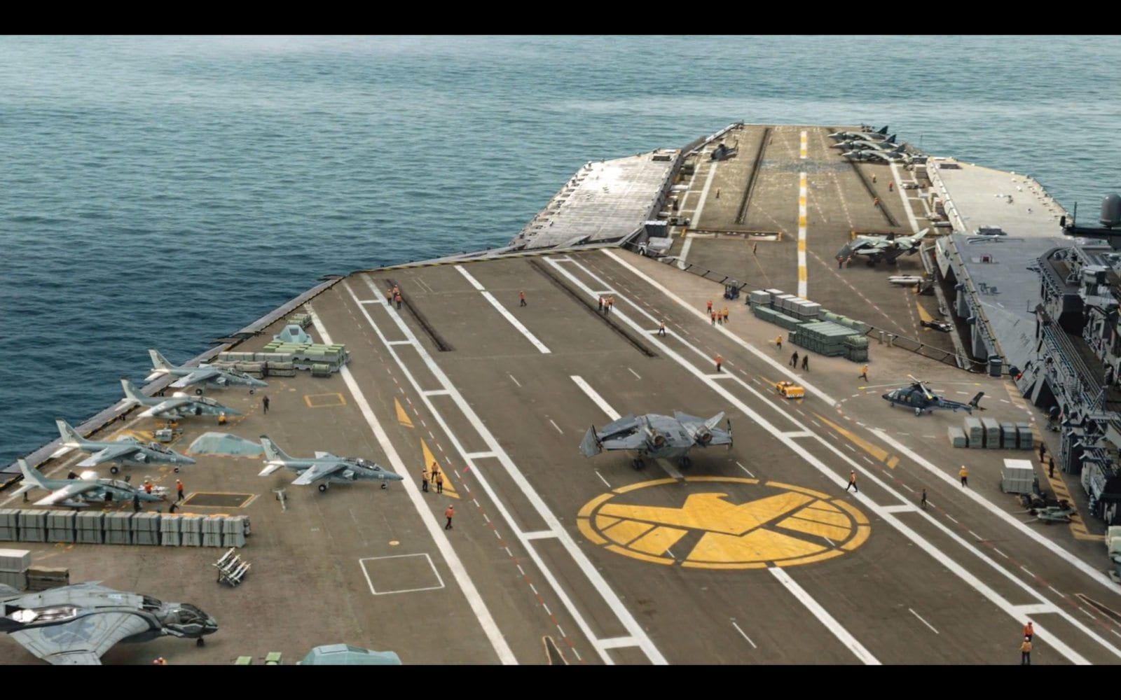 MCU Location Scout Helicarrier