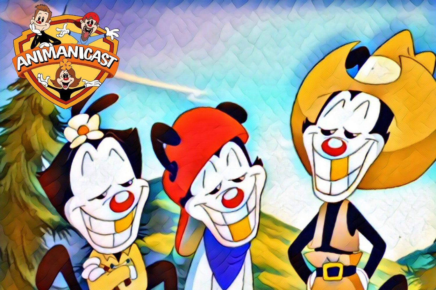 "Animanicast #55: Discussing Animaniacs ""Gold Rush,"" ""A Gift of Gold,"" and ""Dot's Quiet Time"""