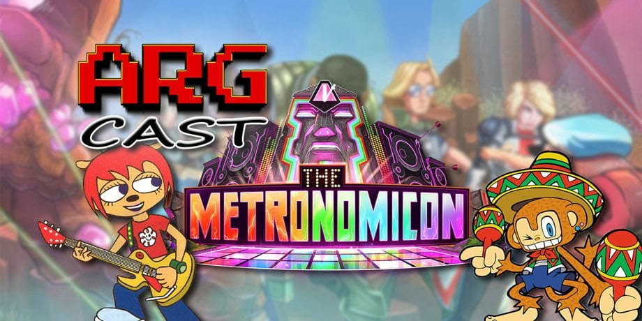 ARGcast #72: Dancing All Night in The Metronomicon with Danny Garfield
