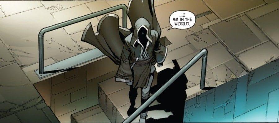 Darth Vader #4 - The Chosen One Part IV - Master Kiriak Infil'a