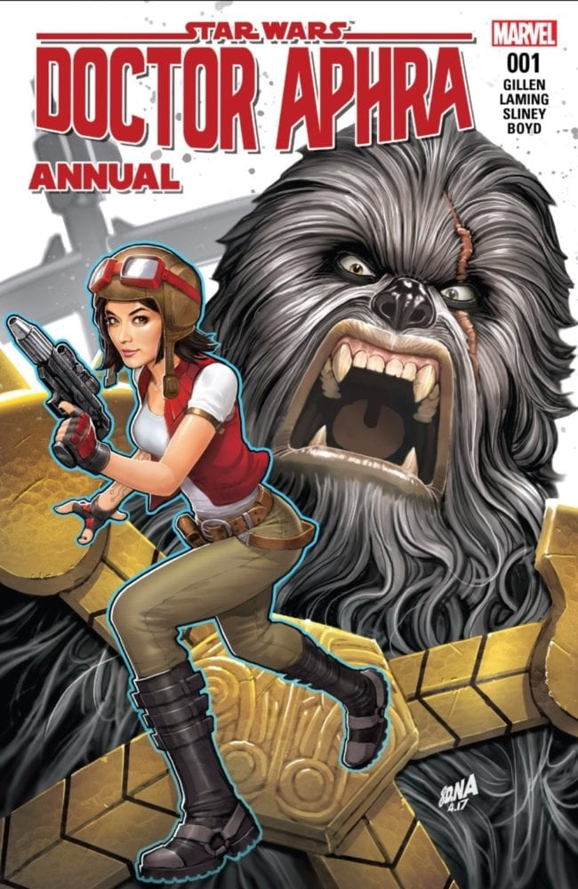 Doctor Aphra Annual #1 - Cover