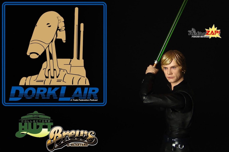 DorkLair 005 SH Figuarts Jedi Luke