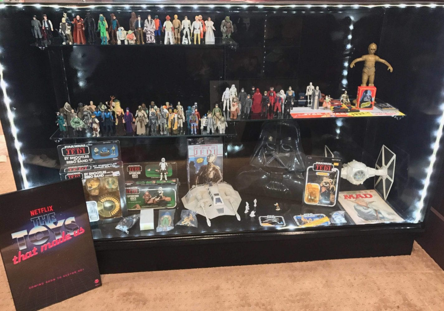 Kenner Display