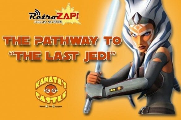 Kanata's Castle 13 Ahsoka Tano The Padawan That Lived