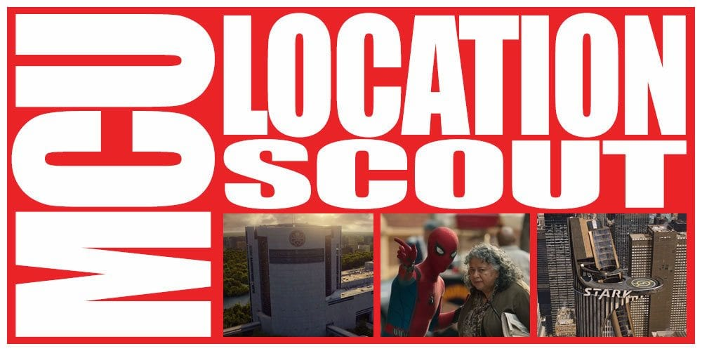 MCU: Location Scout