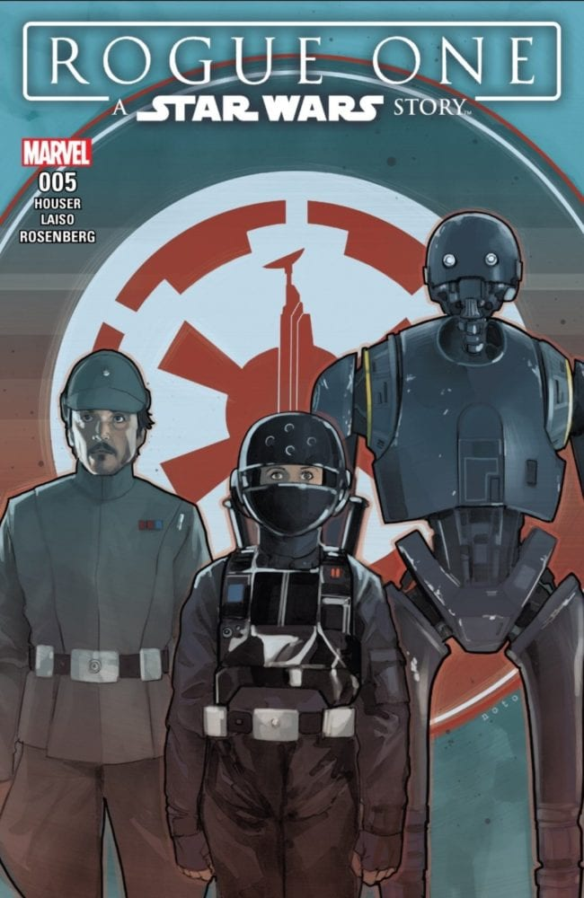Rogue One #5 Cover