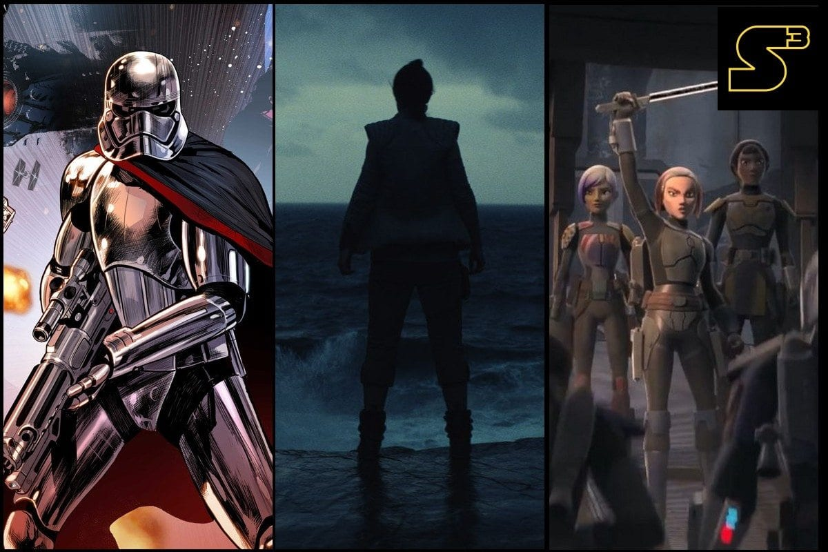 Starships, Sabers, and Scoundrels - Episode 36 - Fourth Quarter Preview
