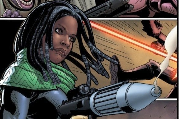 Star Wars #34 Feature Image
