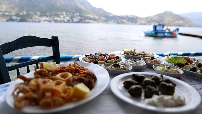 For Your Eyes Only - Greek cuisine